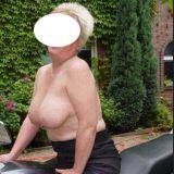 Hitsig omaatje van 64 zoekt een sexdate