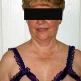Hitsig omaatje van 68 zoekt een sexdate